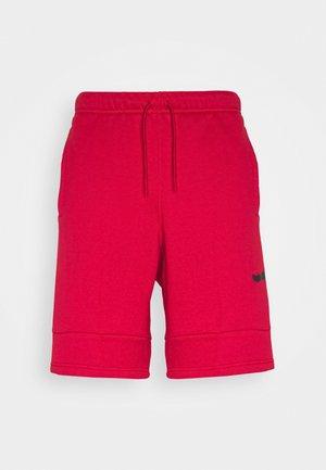 JUMPMAN AIR  - Pantaloni sportivi - gym red/black