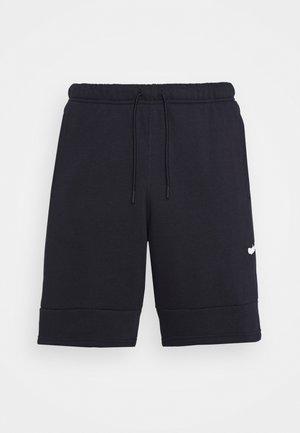 JUMPMAN AIR  - Spodnie treningowe - black/white