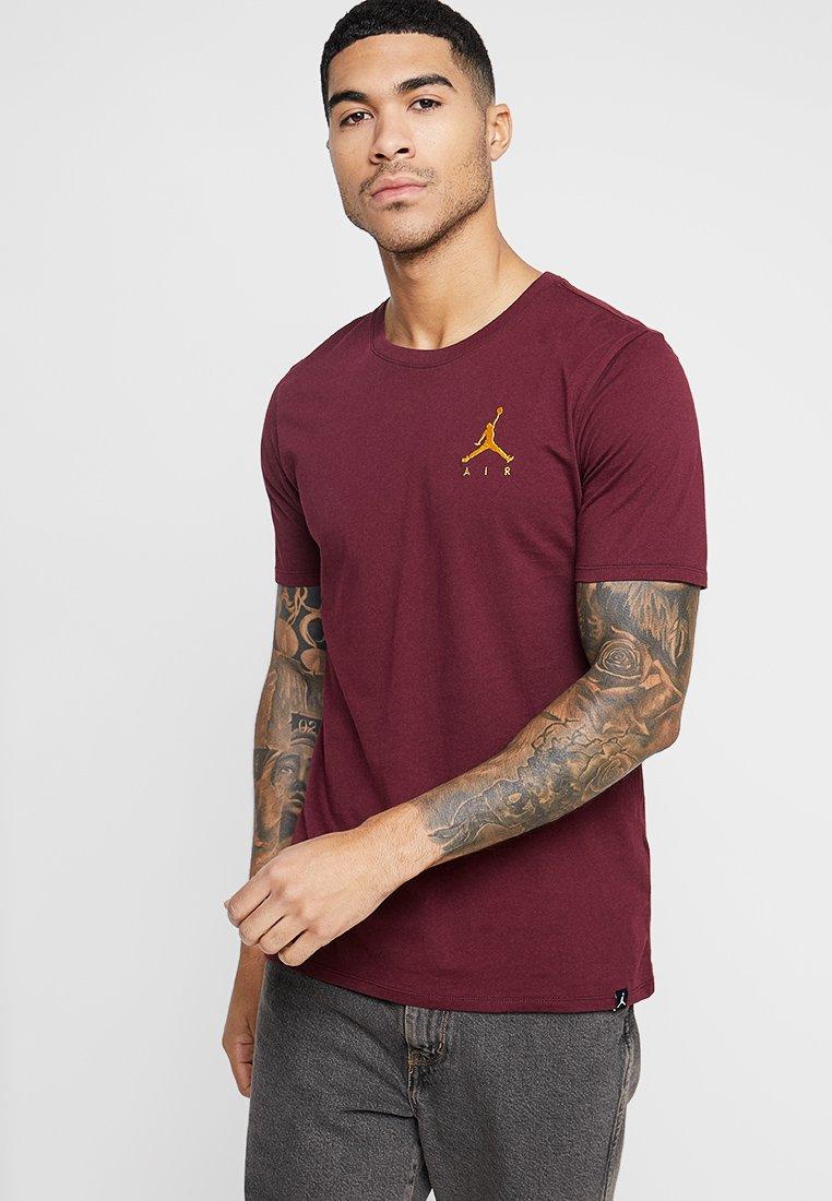Jordan - JUMPMAN AIR TEE - Camiseta básica - night maroon