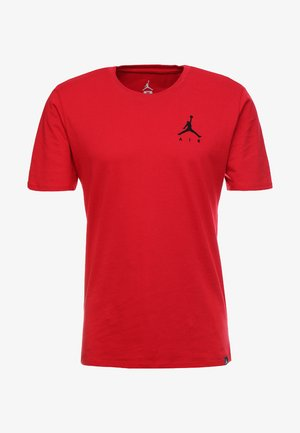 JUMPMAN AIR TEE - Basic T-shirt - gym red/black