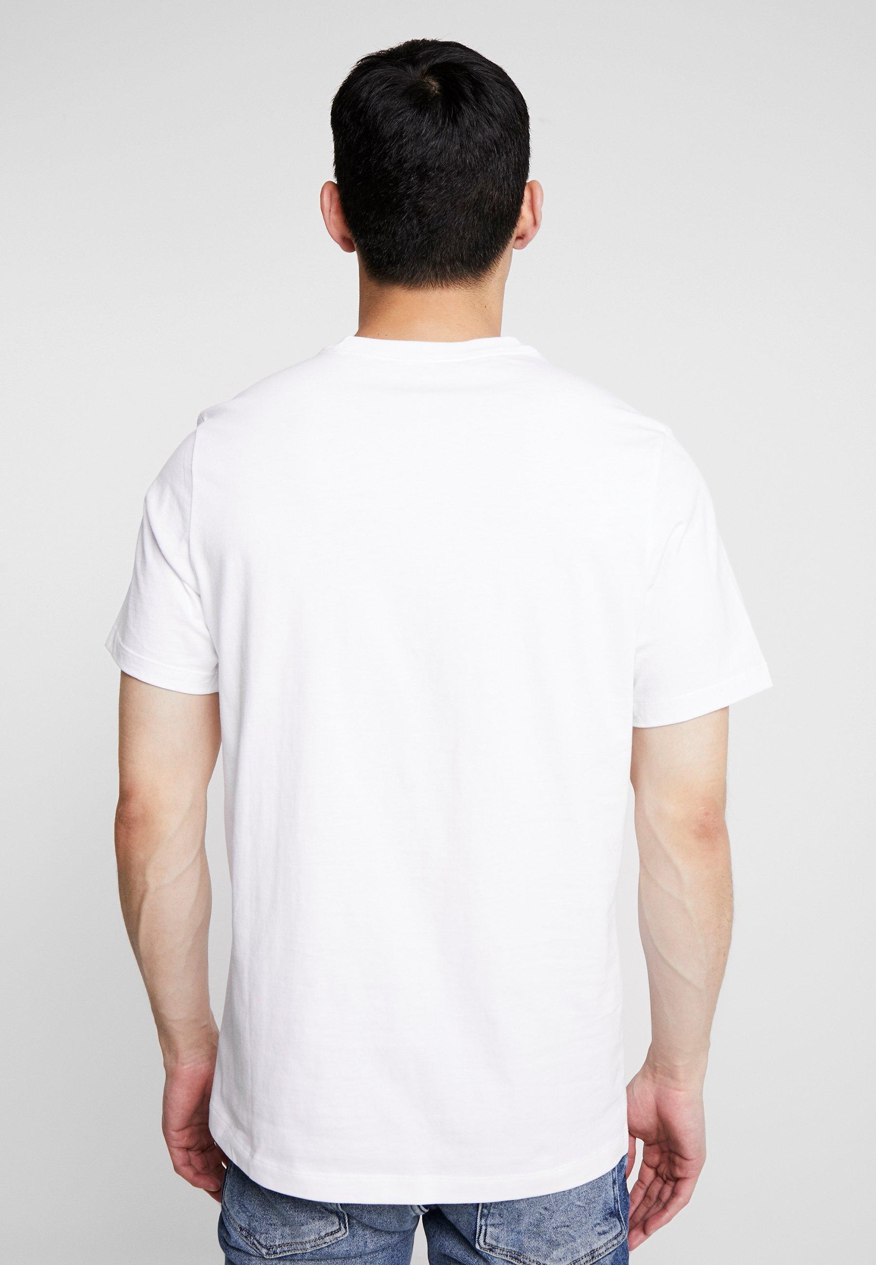white Shirt Jordan print black CREWT JUMPMAN 8POm0vnNyw
