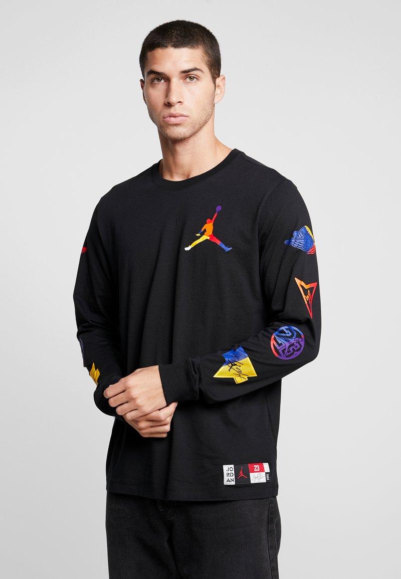 Jordan - Camiseta estampada - black