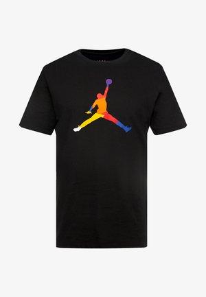 FILL CREW - T-shirt med print - black