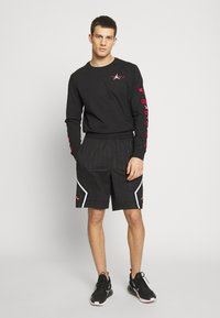 Jordan - AIR JORDAN TEE - Long sleeved top - black - 1