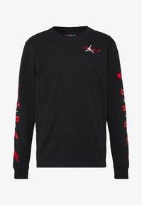Jordan - AIR JORDAN TEE - Long sleeved top - black - 3