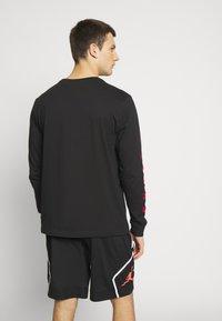 Jordan - AIR JORDAN TEE - Long sleeved top - black - 2
