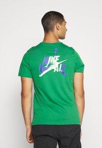 Jordan - JUMPMAN GRAPHIC  - T-shirt z nadrukiem - green - 2