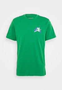 Jordan - JUMPMAN GRAPHIC  - T-shirt z nadrukiem - green - 4