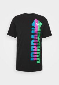 Jordan - Print T-shirt - black - 4