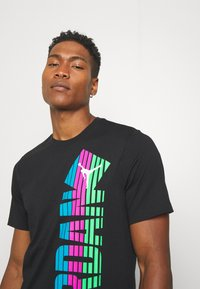 Jordan - Print T-shirt - black - 3