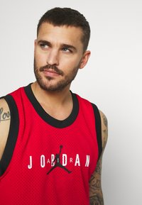 Jordan - TANK - Top - university red/black/white - 3