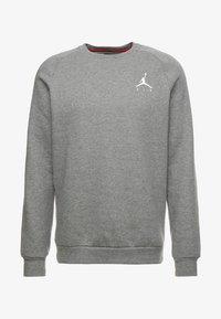 Jordan - JUMPMAN CREW - Sweatshirt - carbon heather/white - 3