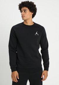 Jordan - JUMPMAN CREW - Sweatshirt - black - 0