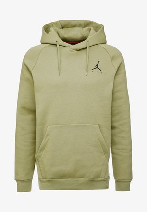 JUMPMAN - Hoodie - thermal green/black