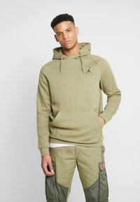 Jordan - JUMPMAN - Hoodie - thermal green/black - 0