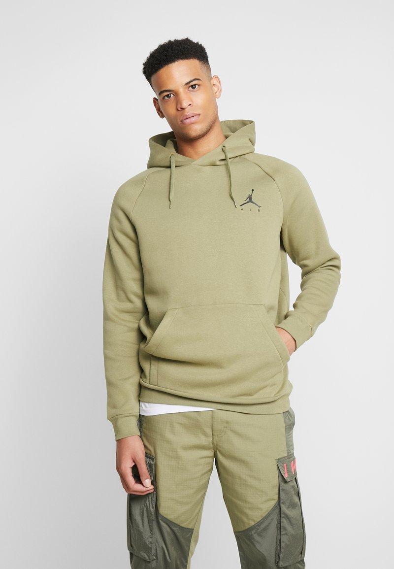 Jordan - JUMPMAN - Hoodie - thermal green/black