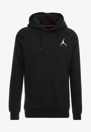 JUMPMAN - Luvtröja - black/white