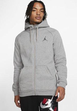 JUMPMAN  - Zip-up hoodie - carbon heather/black