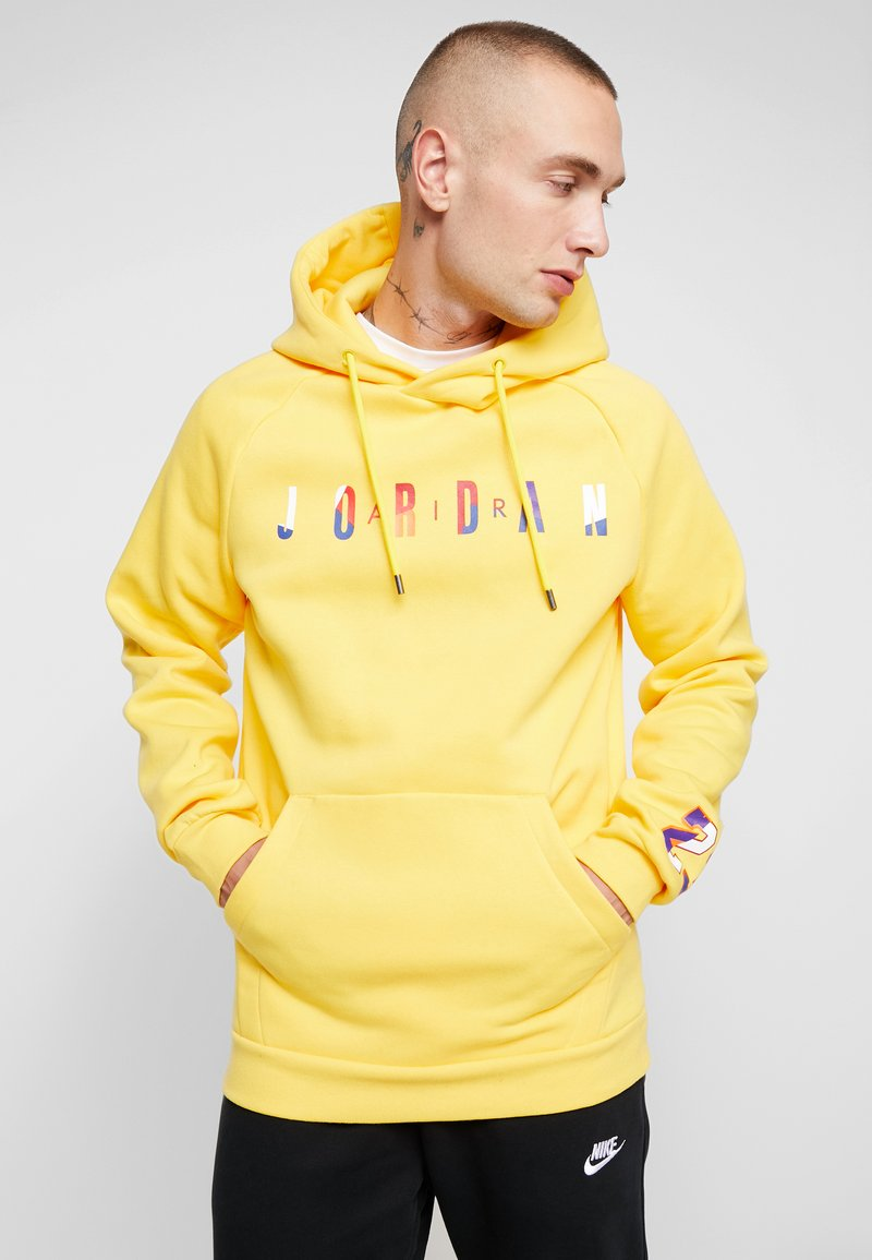 Jordan - Hoodie - amarillo