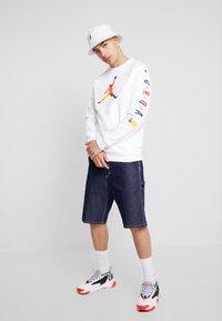 Jordan - CREW - Sweatshirt - white - 1