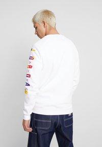 Jordan - CREW - Sweatshirt - white - 2