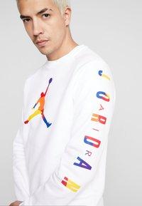 Jordan - CREW - Sweatshirt - white - 5