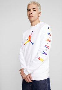 Jordan - CREW - Sweatshirt - white - 0