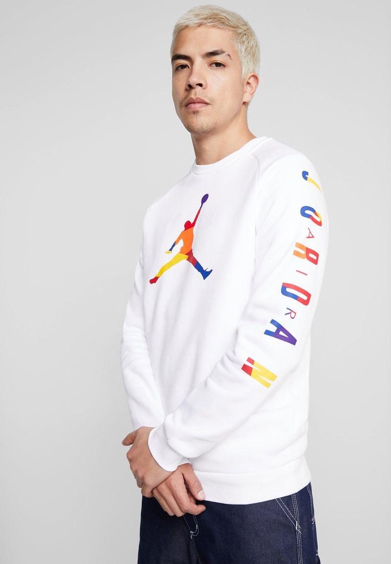 Jordan - CREW - Sweatshirt - white