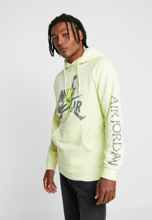JUMPMAN CLASSICS - Hoodie - luminous green