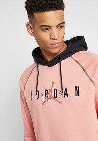 Jordan - SPRTDNA HOODIE - Hoodie - pink quartz/black - 4