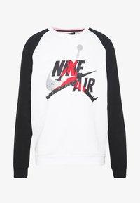 Jordan - JUMPMAN CREW - Sweatshirt - white/black - 3