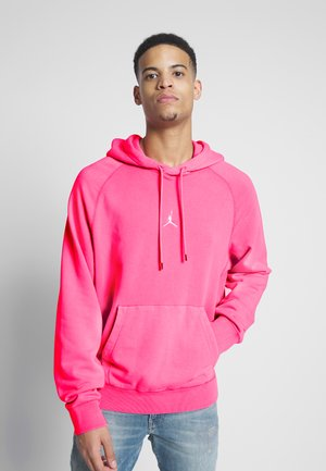 WINGS WASH - Hoodie - digital pink