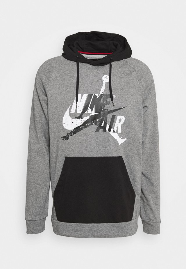 JUMPMAN - Sweat à capuche - carbon heather