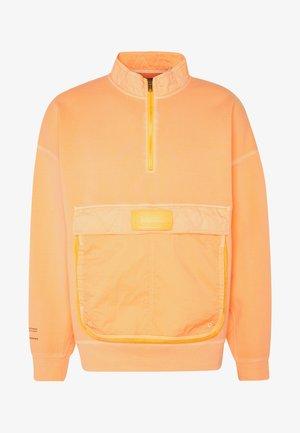 Sweater - laser orange