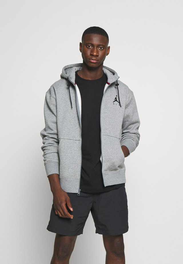 JUMPMAN AIR - Zip-up hoodie - carbon heather/black