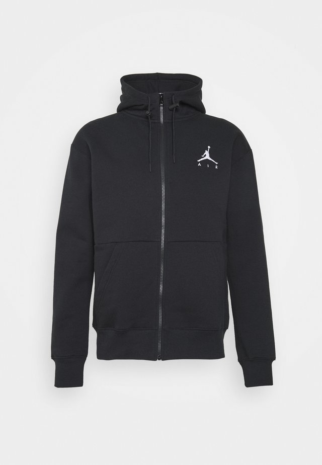 JUMPMAN AIR - Sweatjacke - black/white
