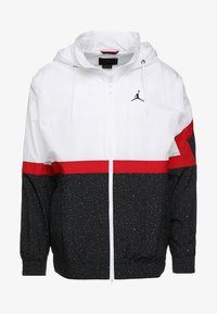 white/black/gym red