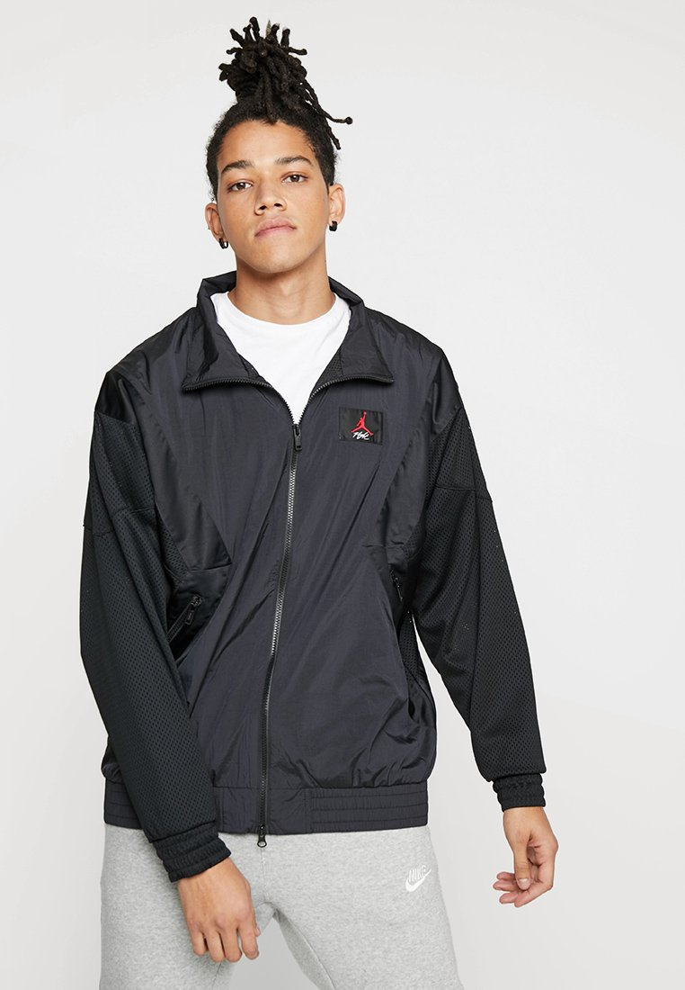 Jordan - FLIGHT WARM-UP - Training jacket - black
