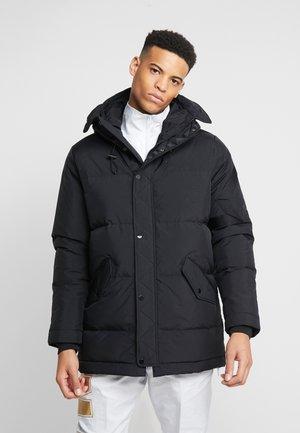 WINGS  - Down coat - black