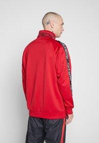 Jordan - Sportovní bunda - gym red/black/white - 2