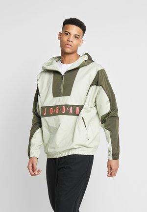 Giacca leggera - thermal green/thermal green