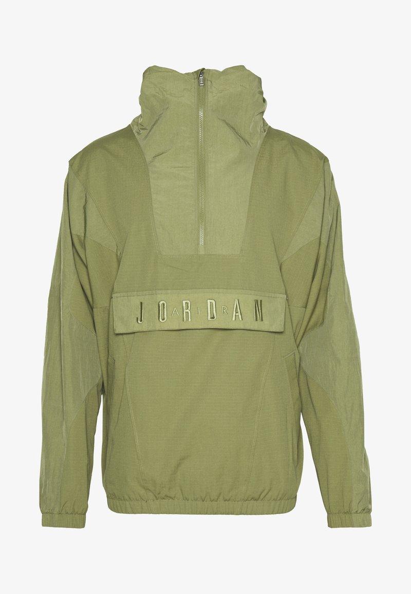 Jordan - Wiatrówka - thermal green/thermal green