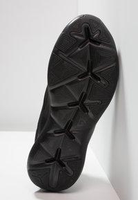 Jordan - RELENTLESS - Basketball shoes - black/anthracite - 4