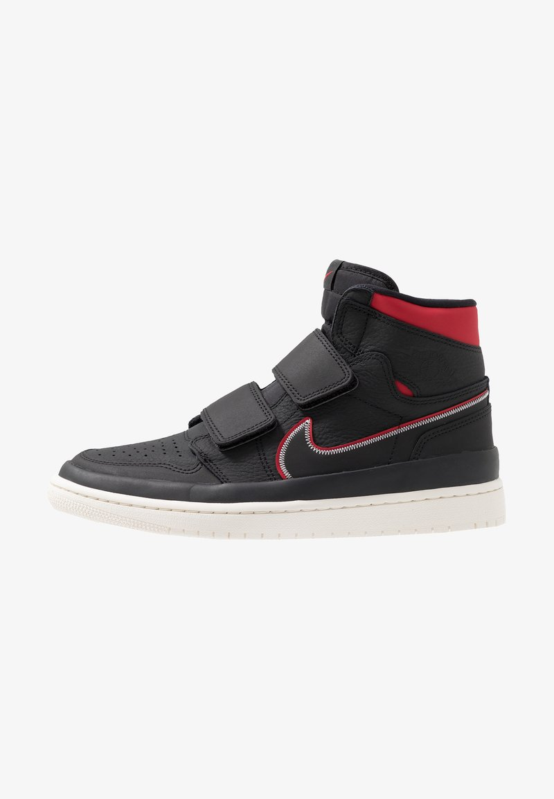 Air HerrenschuhBaskets sail Strap Double Jordan 1 Montantes Retro gym Red Black mny80OvNPw