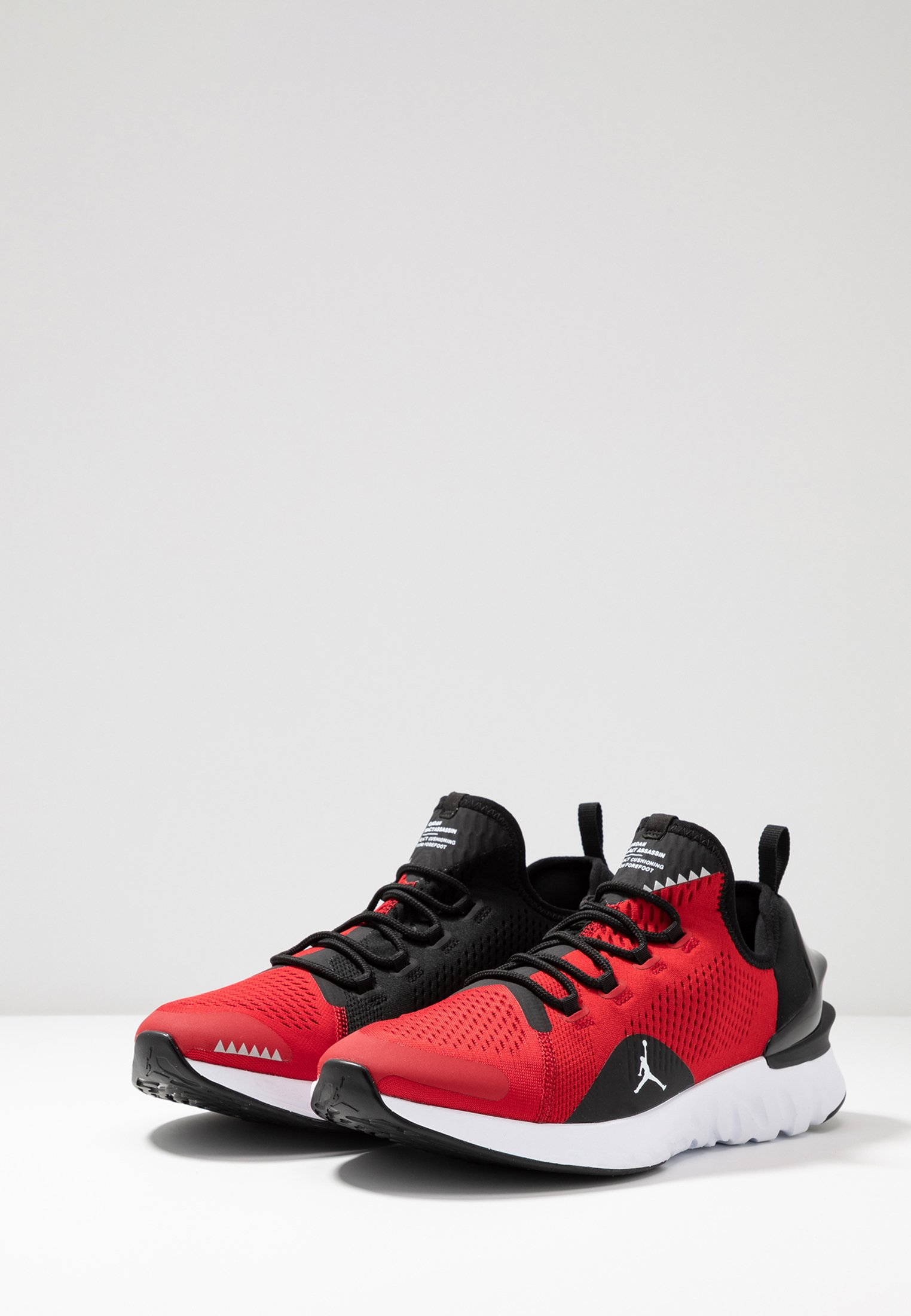 Jordan REACT ASSASSIN Basketballsko gym redwhiteblack