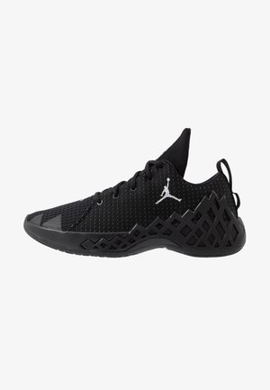 JUMPMAN DIAMOND LOW - Basketballschuh - black/white