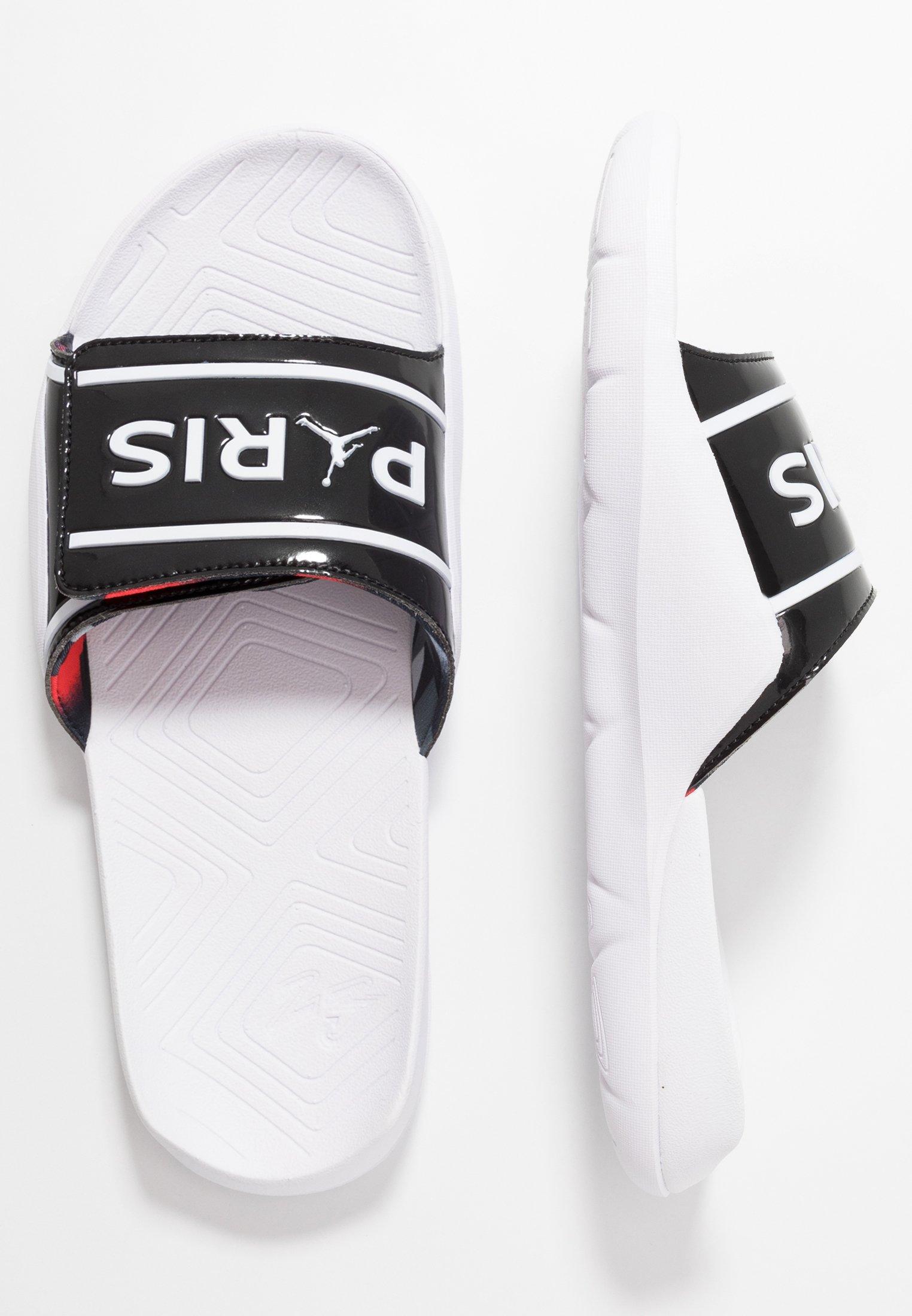 Jordan Hydro 7 - Sandali Da Bagno Black/white/black/infrared
