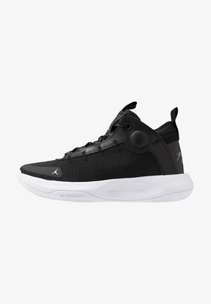 JUMPMAN 2020 - Basketbalschoenen - black/metallic silver/white