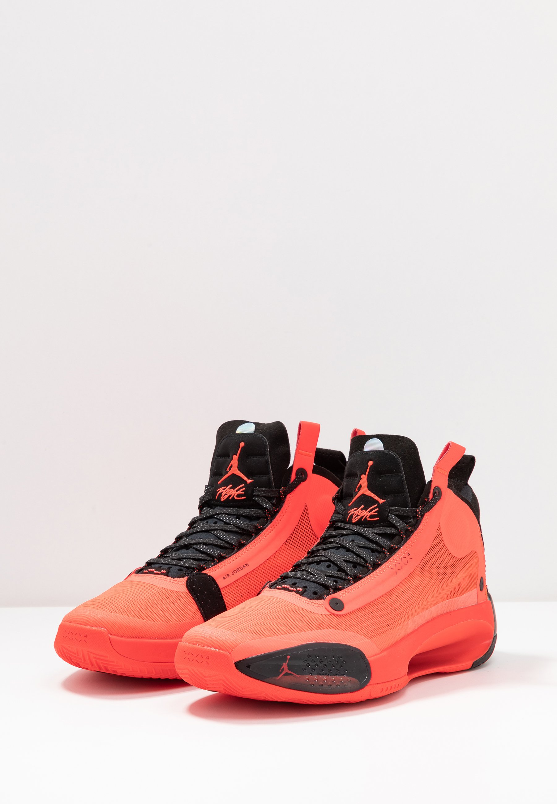 Jordan Air Xxxiv - Chaussures De Basket Infrared/black