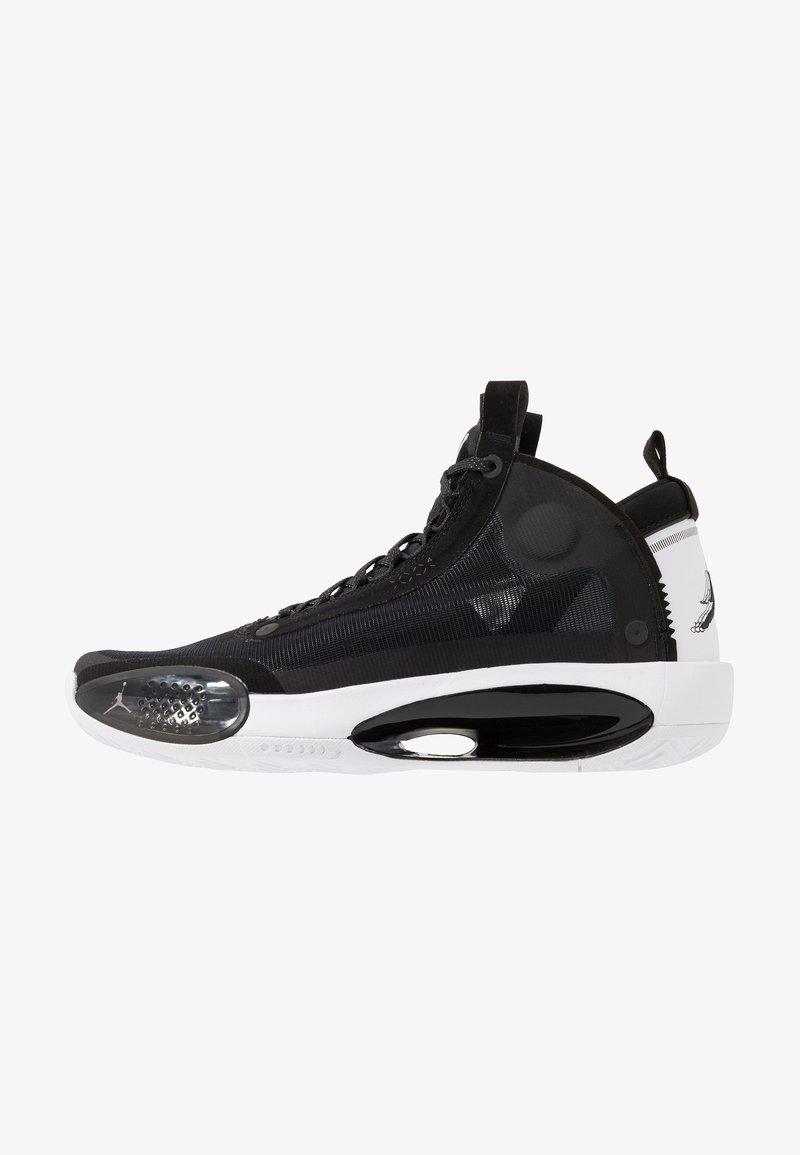 Jordan - AIR XXXIV - Basketsko - black/metallic silver